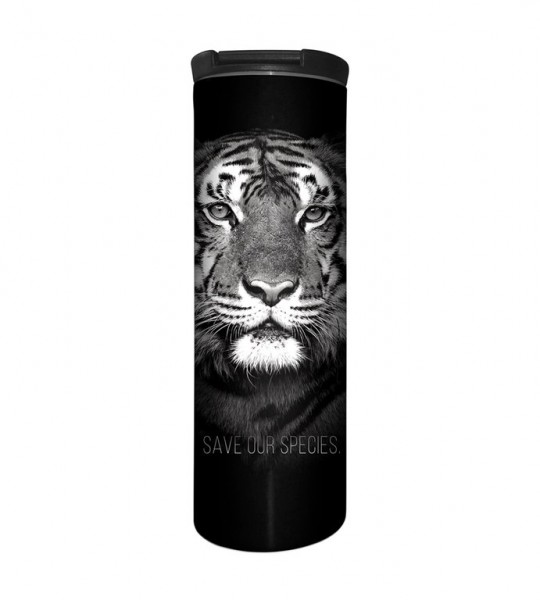 Save Our Species Tiger Tumbler
