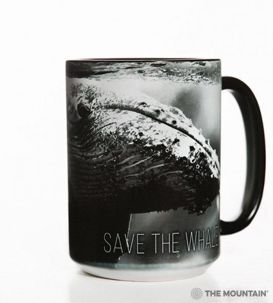 Taza Save The Whales