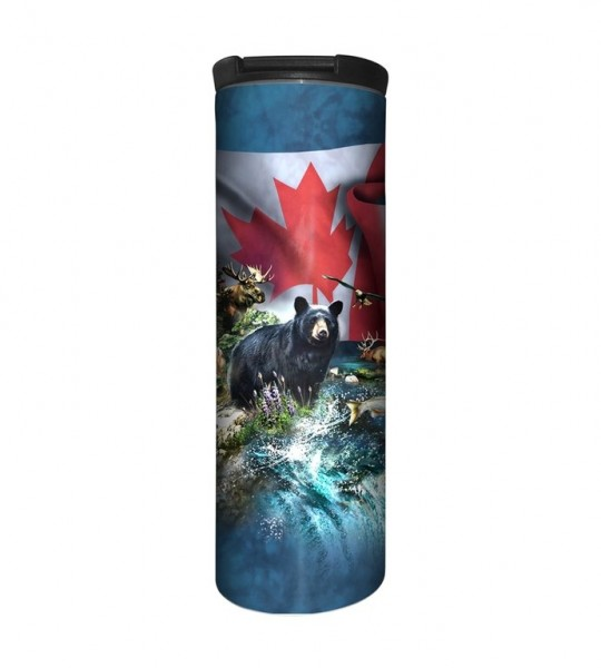 Canada the Beautiful Tumbler