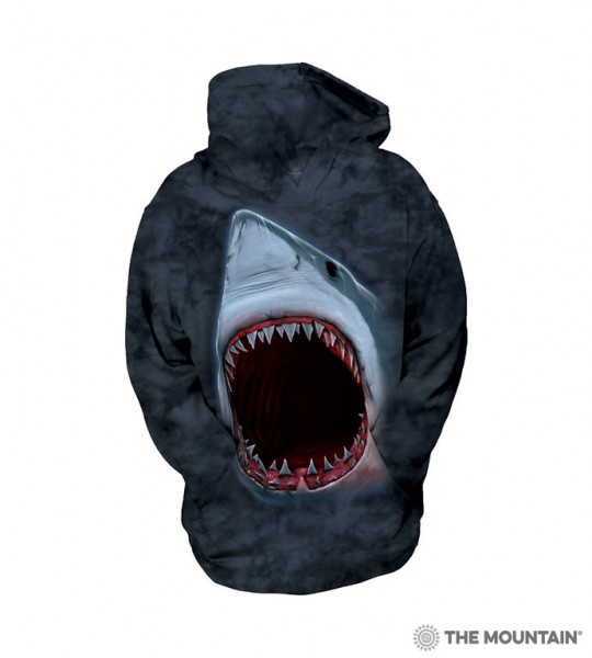 Shark Bite KIDS Hoodie
