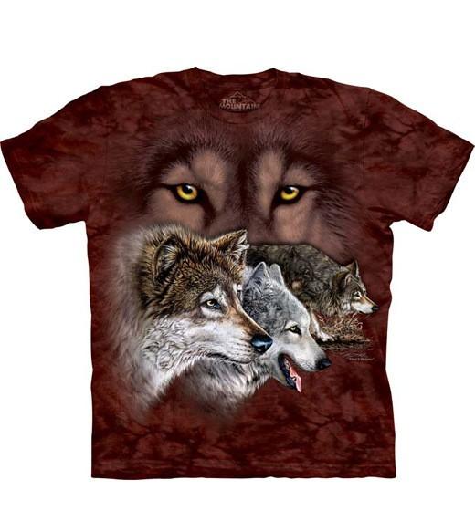Find 9 Wolves
