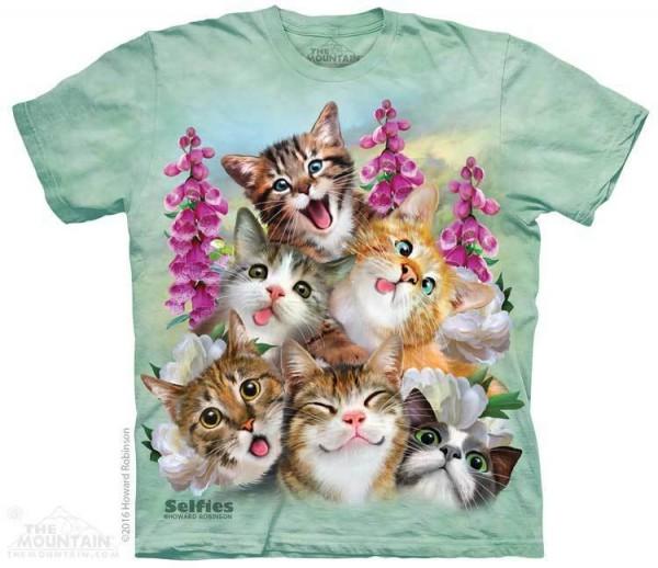 Kittens Selfie