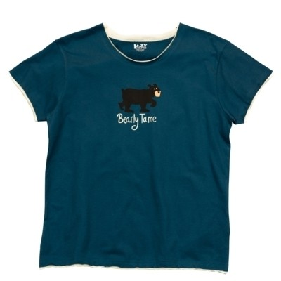 LazyOne Womens Bearly Tame