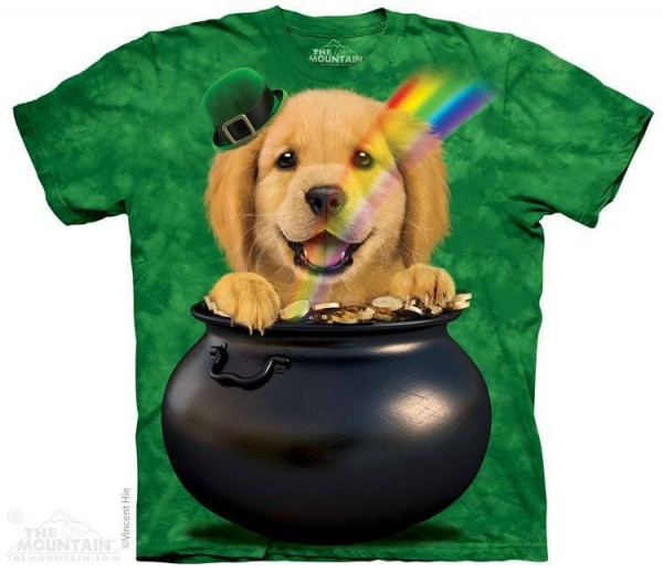Pot O Golden Puppy