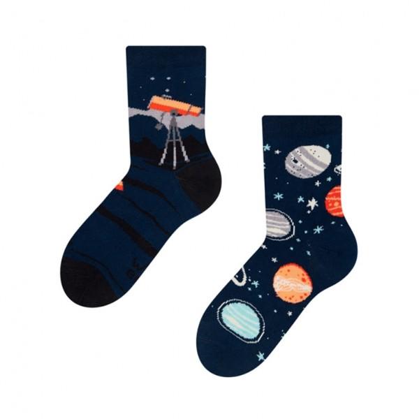 Good Mood Cosmos Unisex Kids Space Socks