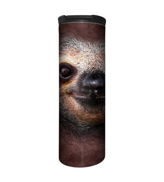 Sloth Face Tumbler