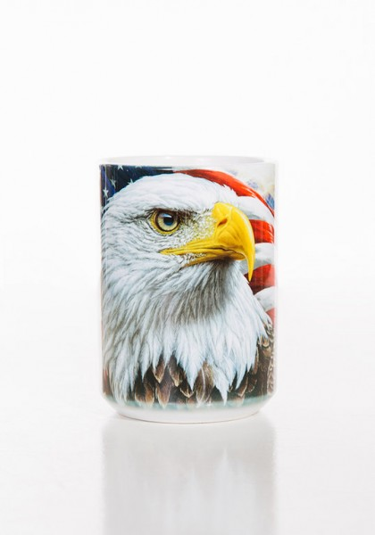Mug Independence Eagle