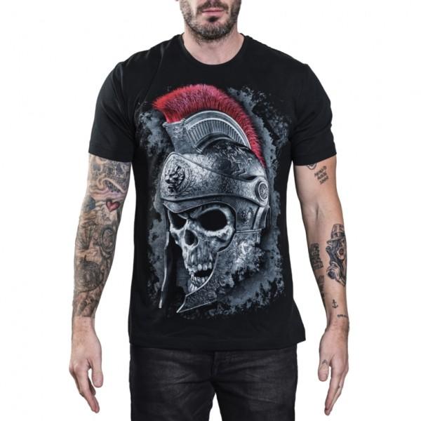 Cool Skullz Unisex Adult Centurian Skull Fantasy T Shirt