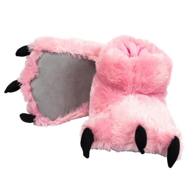 LazyOne Womens Pink Bear