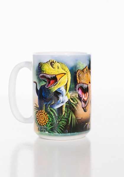 Mug Rex Collage