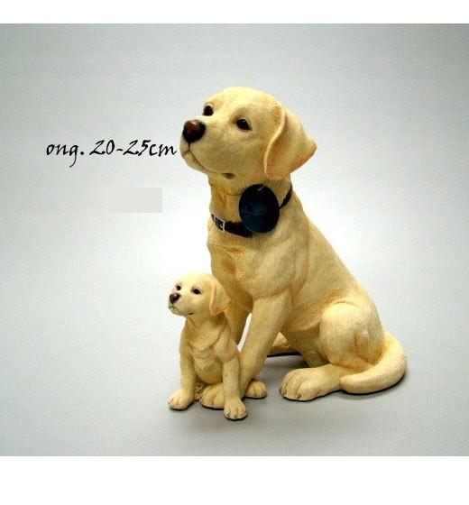Labrador & pup LP16108