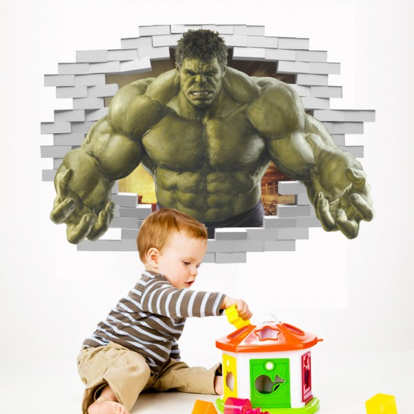 Marvel's Hulk Muursticker