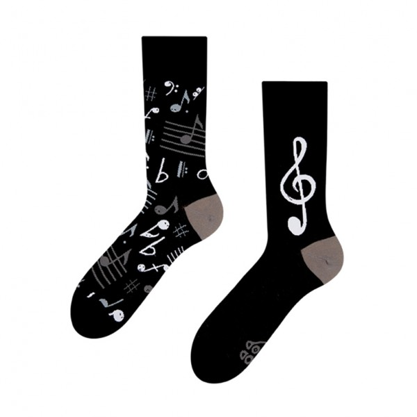 Good Mood Music Unisex Adult Art & Culture Socks