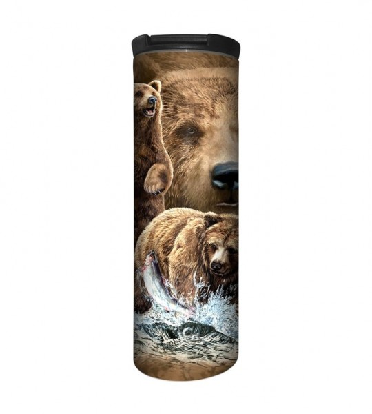 Find 10 Brown Bears Tumbler