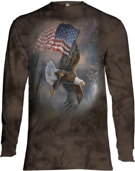 Flag-Bearing Eagle