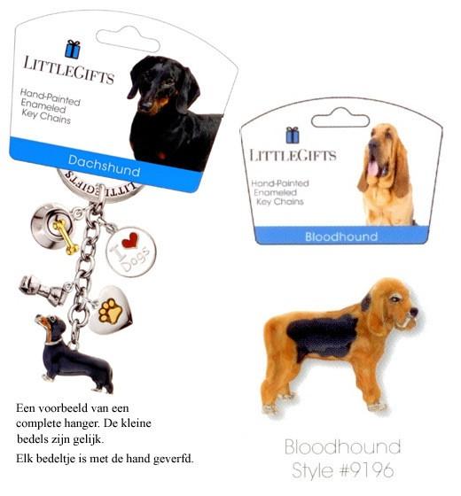 Bloodhound - Emaille