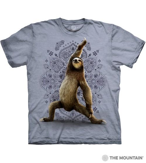 Warrior Sloth Grey