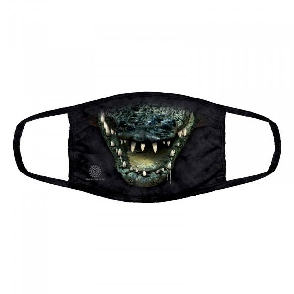 Gator Head Face Mask