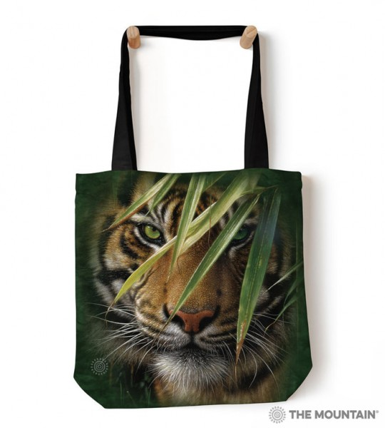 Tote Bag Emerald Forest