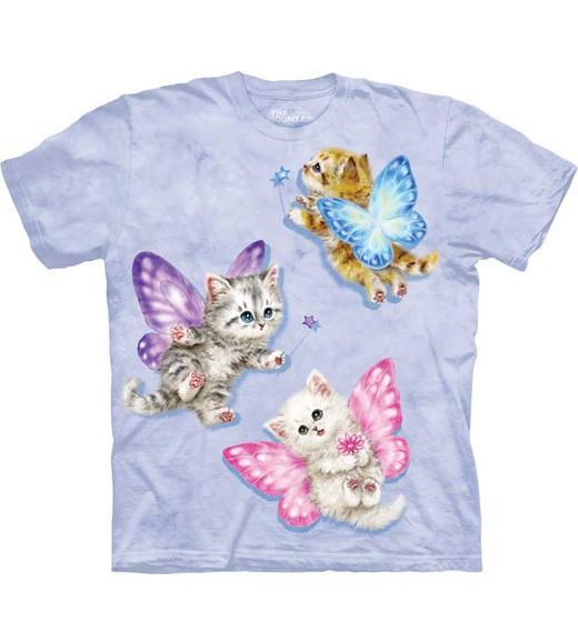Butterfly Kitten Fairies