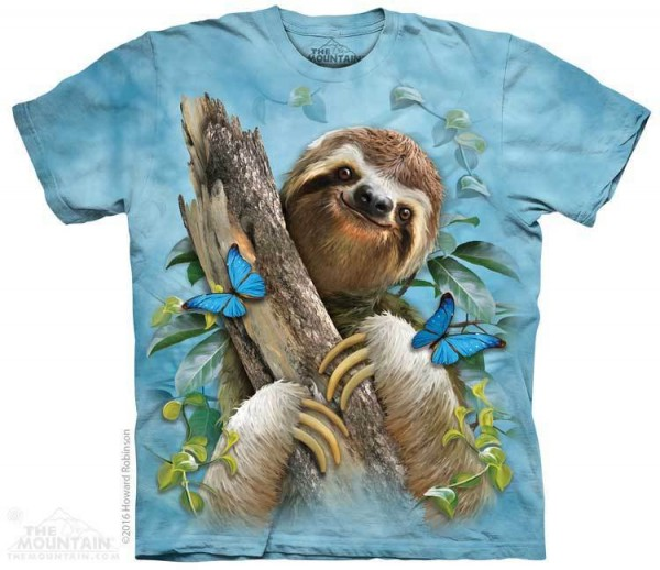 Sloth Butterflies