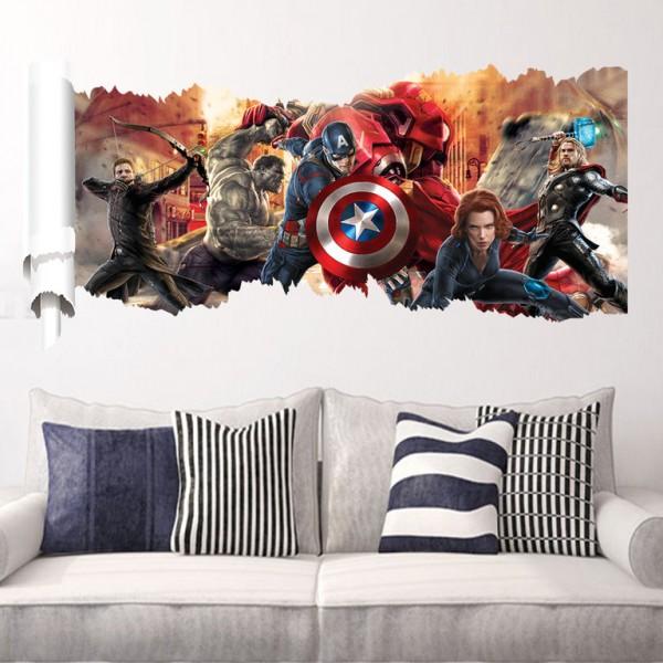 Marvel's Avengers Muursticker