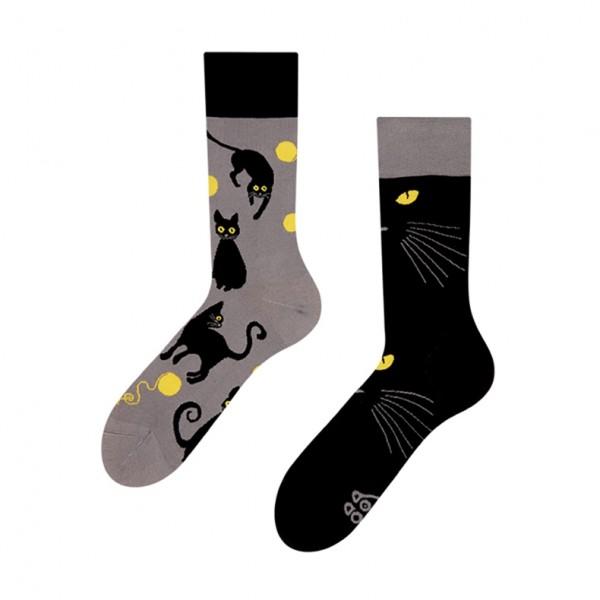 Good Mood Cat Eyes Unisex Adult Pet Socks