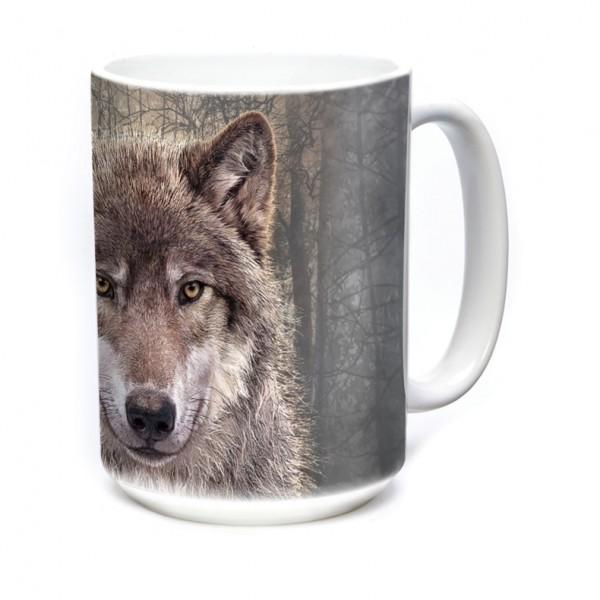 Mok Grey Wolf Forest