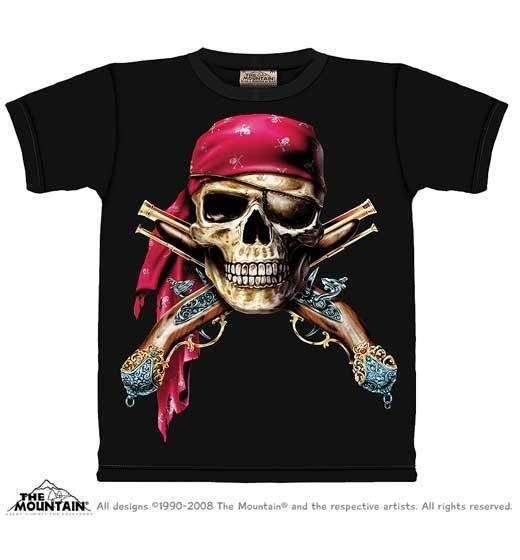 Skull Muskets