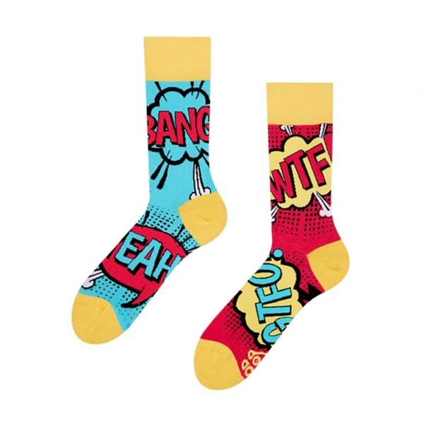 Good Mood Comics Unisex Adult Humour Socks