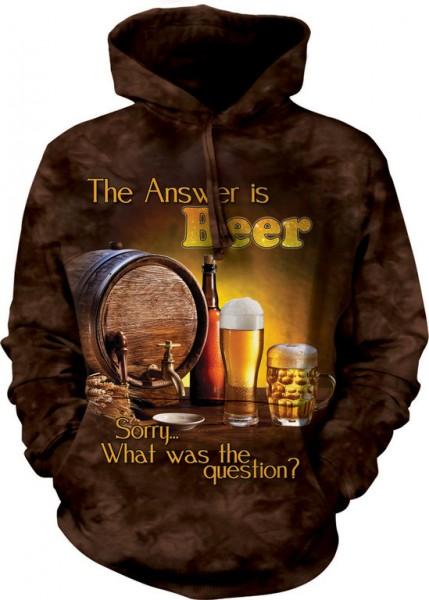 Beer Outdoor Hoodie
