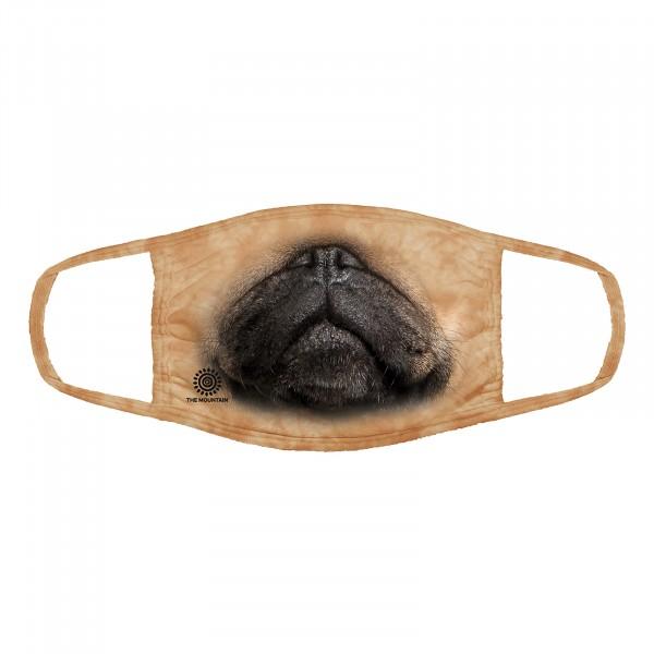 Pug Face Mask