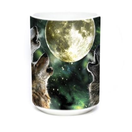 Mok Three Wolf Moon