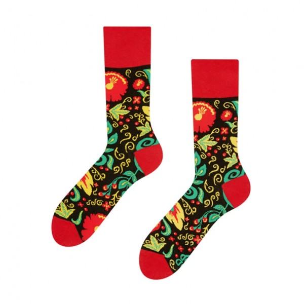 Good Mood Folk Unisex Adult Cultural Socks