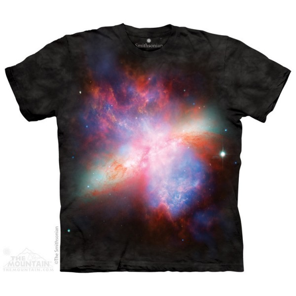 Starburst Galaxy Messier 82