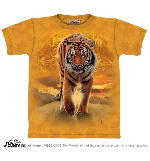 Rising Sun Tiger