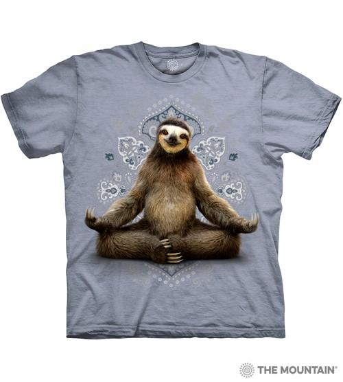 Vriksasana Sloth Grey