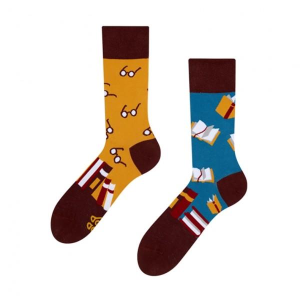 Good Mood Books Unisex Adult Socks