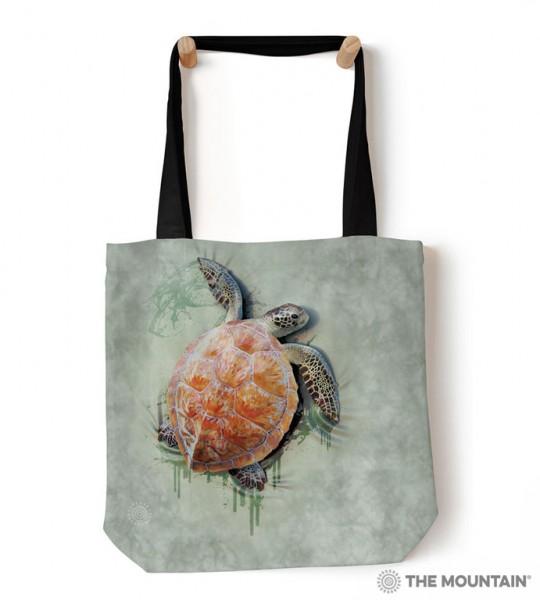 Bolso de mano Sea Turtle Climb
