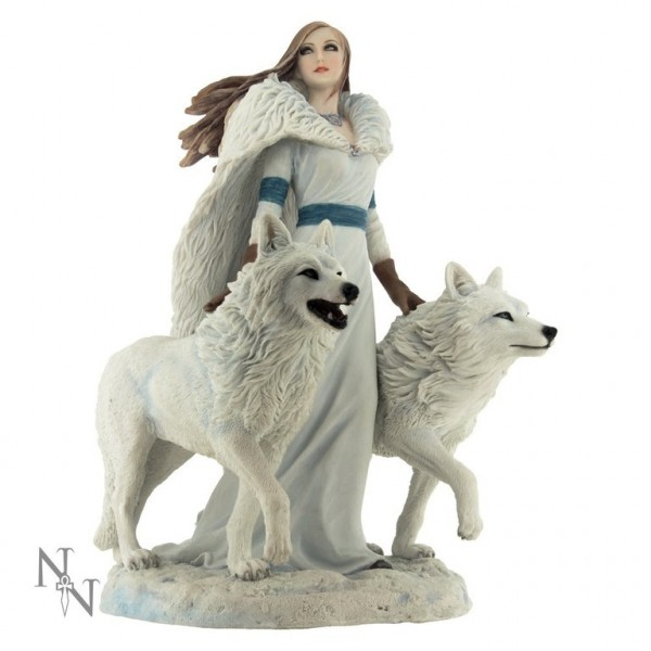 Anne Stokes Figurine Winter Guardians 23cm