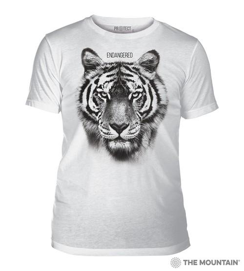 Tiger Endangered Tri-Blend