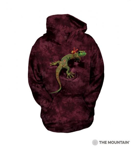 Peace Out Gecko KIDS Hoodie