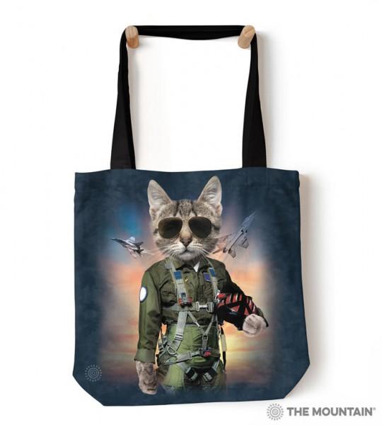 Tote Bag Tom Cat