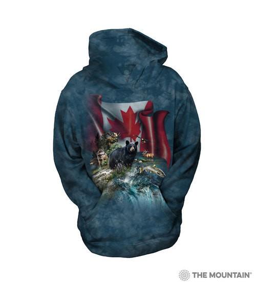 Canada the Beautiful KIDS Hoodie