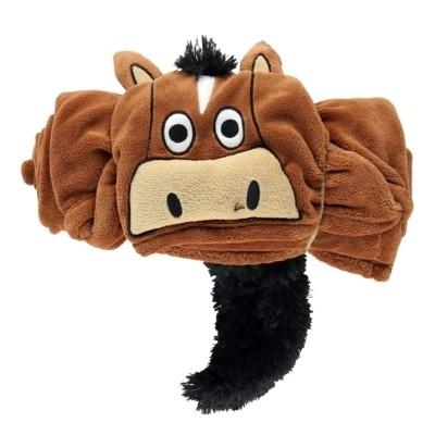 Horse Critter Kids Blanket
