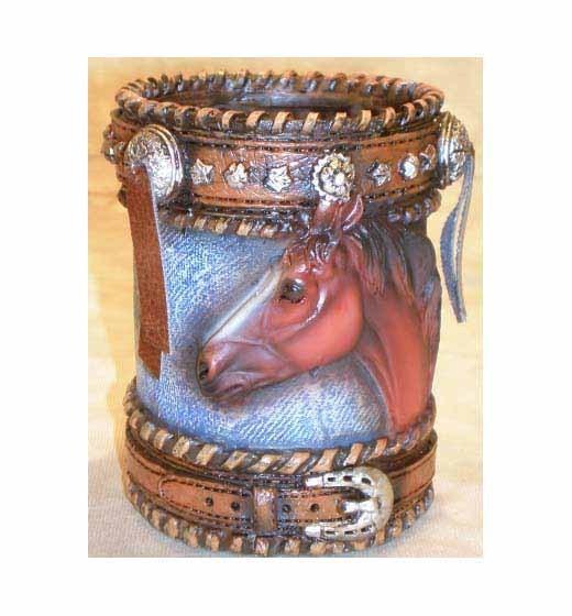 Horse Penholder