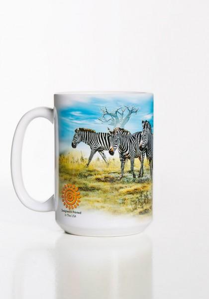 Taza Zebra Gathering