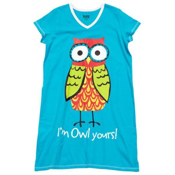 LazyOne Womens I'm Owl Yours
