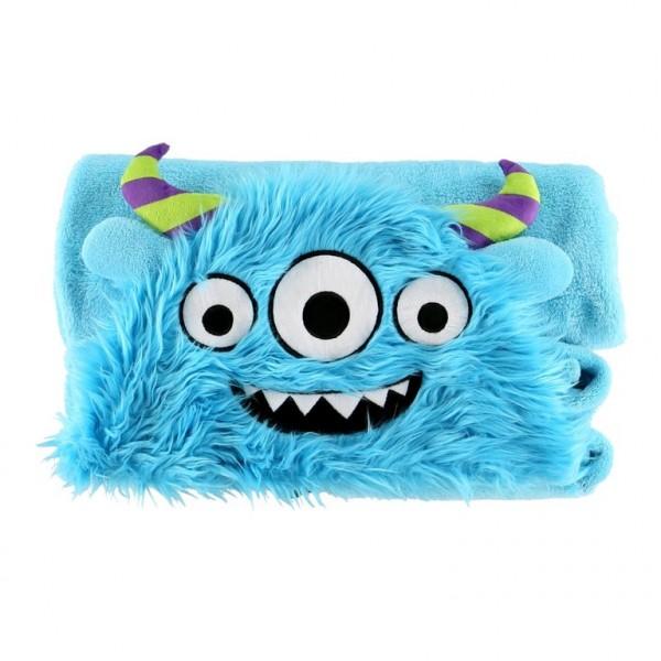 Monster Critter Kids Blanket