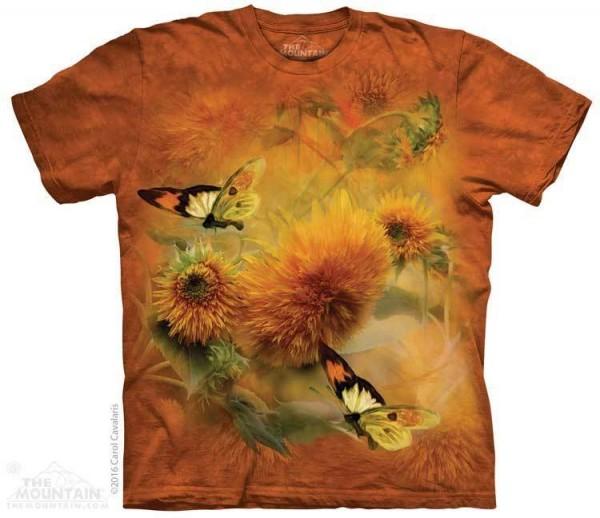 Sunflowers & Butterflies